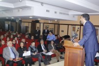 TAŞDELEN - Mersin'de 'Ticari Uyuşmazlıklarda Arabuluculuk' Semineri