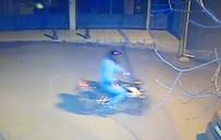CAMİİ - (ÖZEL) Namaz Kıldığı Sırada Motosikletini Çaldılar