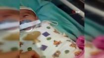 İLAÇ TEDAVİSİ - Rusya'da Kuvözdeki Bebeğe Emzik İşkencesi