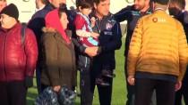 AHMET AĞAOĞLU - Trabzonspor Pas Çalışması Yaptı