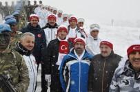 Türkiye'nin Dört Bir Yanından Binlerce Kişi Sarıkamış'ta Şehitler İçin Buluştu