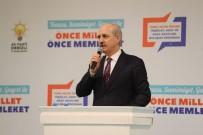 DARMADAĞıN - 'Türkiye Ortadoğu'nun Kilit Taşıdır'