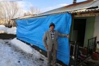 ALI HAYDAR - Vatandaşlardan Soğuklara Karşı Brandalı Çözüm