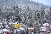 Adana'da Kartpostallık Kar Manzaraları