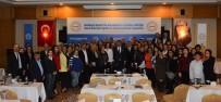 ESNAF VE SANATKARLAR ODALARı BIRLIĞI - AESOB Genel Sekreterler Eğitim Ve Değerlendirme Toplantısı