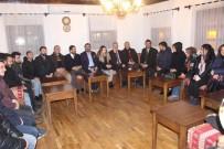AK Parti Kırıkkale İl Teşkilatı Gençlerle Bir Araya Geldi