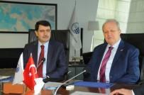 ANKARA VALİSİ - Ankara Valisi Şahin'den ASO'ya Ziyaret