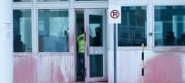 ATINA - Atina'daki ABD Büyükelçiliğine Boyalı Saldırı