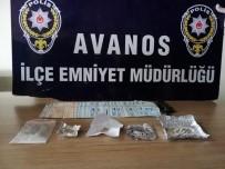 Avanos'ta Uyuşturucu Taciri Tutuklandı