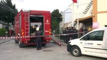 ATAKÖY - Bakırköy'de Villanın Çatısında Yangın
