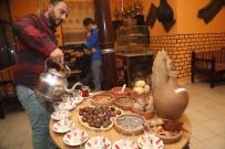 Bingöl'de Dikkat Çeken 'Kışevi'