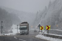 Bolu Dağı, Ağır Araçlara Tekrar Açıldı