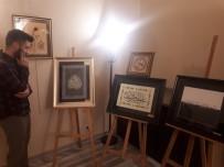 HATTAT - Bursa'da Göz Kamaştıran Sergi
