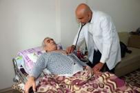MENDERES TÜREL - Büyükşehir'den 5 Yılda 7 Bin Kişiye Evde Sağlık Hizmeti