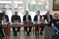WHATSAPP - CHP'li Gürkan'dan 'Adrianoupolis' Tartışmalarına Tepki