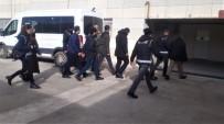 Elazığ'da FETÖ'den 5 Tutuklama