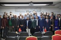 Elazığ'da Genç MÜSİAD'ın Başkanı  Ahmet Demir Oldu