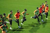 FERNANDO MUSLERA - Galatasaray Antalya'da Çalışmalarını Sürdürdü