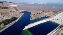 FIRAT NEHRİ - GAP'a 'Hayat Veren' Baraj Yağışa Doydu