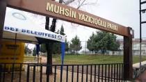 MUHSİN YAZICIOĞLU - Gaziantep'te Parkta Toprağa Gömülü Cenin Bulundu