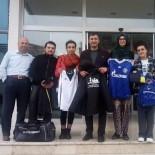 ALANYASPOR - Gurbetçi Futbolculardan Anlamlı Davranış