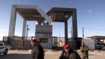 GAZZE - Hamas Filistin Yönetiminin Çekildiği Sınır Kapılarının İdaresini Teslim Aldı