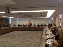 AYDIN ŞENGÜL - İzmir'de Cumhur İttifakı Zirvesi