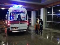 Karaman'da Trafik Kazası Açıklaması 3'Ü Çocuk 6 Yaralı