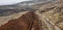 KATO DAĞı - Kato Dağı Eteklerinden Narlı Karakoluna Su Hattı