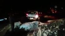 Konya'da Dağda Mahsur Kalan 10 Kişi Kurtarıldı