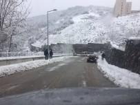 BÜLENT ECEVİT ÜNİVERSİTESİ - Kozlu Belediyesi Karla Mücadele Çalışmalarını Sürdürüyor