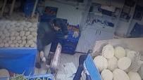 AHMET ARSLAN - Manav Hırsızı Güvenlik Kamerasında