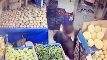AHMET ARSLAN - Manavdan Hırsızlık Anı Güvenlik Kamerasında