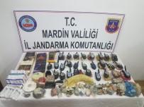 Mardin'de 191 Kilo Patlayıcı Ele Geçirildi