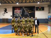 BASKETBOL TAKIMI - Mersin Barosu Basketbol Takımında Kupa Sevinci