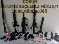Narkotimlerden Zehir Tacirlerine Operasyon Açıklaması 3 Gözaltı