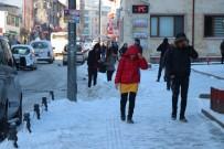 Nevşehir'in Bazı İlçelerinde Okullar Tatil Edildi
