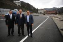 ERCAN ÇIÇEK - Rize Valisi Kemal Çeber Açıklaması 'Salarha Tüneli Ciddi Bir Mühendislik Eseri'