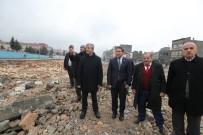 MEHMET TAHMAZOĞLU - Şahinbey'de Alternatif Yol Çalışmasında Sona Gelindi