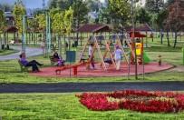 YENIKENT - Sakarya Büyükşehir'den Çocuklar İçin 530 Park