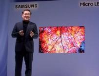 Samsung ekranların geleceğini CES'te tanıttı
