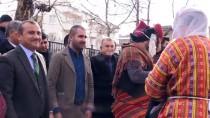 Tunceli'de Yeni Yıl 'Gağan' Etkinliğiyle Kutlandı