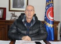 HAKEM KURULU - Türk-İş Temsilcisi Aydın Açıklaması Taşeron'dan Kadroya Geçenler Enflasyon Altında Ezilmemeli