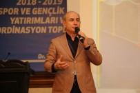 EGZERSİZ - Türk Spor Tarihine Damga Vuran İsimler Onurlandırıldı
