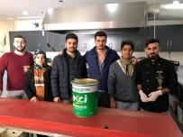 Üniversiteli Öğrenciler Bitkisel Atık Yağların Geri Kazanımı İçin  Çalışma Yaptılar