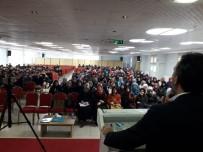 MÜSLÜMANLAR - Yarının Türkiye'si İdealist Gençlerin Omzunda Yükselecek