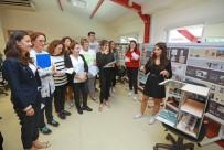 YAŞAR ÜNIVERSITESI - Yaşar Üniversitesi Öğrencilerinden Kent Tarihine Dokunan Tasarımlar
