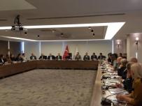 AYDIN ŞENGÜL - Zeybekci'den İlçe Belediye Başkan Adaylarıyla Kritik Toplantı
