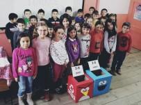 RESİM YARIŞMASI - Araç Ahmet Yesevi İlkokulu'nda Sıfır Atık Projesi