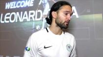 MEDİPOL BAŞAKŞEHİR - Atiker Konyaspor'da Transfer